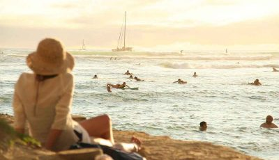 surfvakantie met vrienden